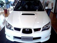 Sedan WRX STI