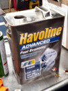 CALTEX Havoline ADVANCED FE 5W-30