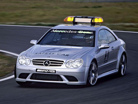 CLK63AMG F1 Safety Car