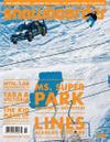 Snowboarder Magazine 表紙