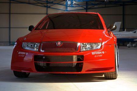 BRISK RS O1 WRC