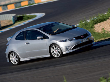 EUR CIVIC Type R