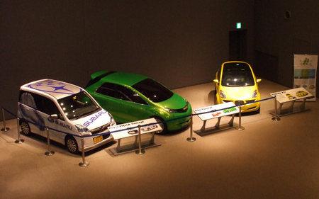 スバルの電気自動車