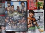 パンフと2010両国DVD