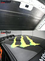 Crawford Performance Carbon Fiber Roof, 02-07 WRX/STI